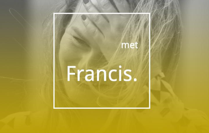 tip lowbudget vormgeven met Francis Vergroot je zichtbaarheid